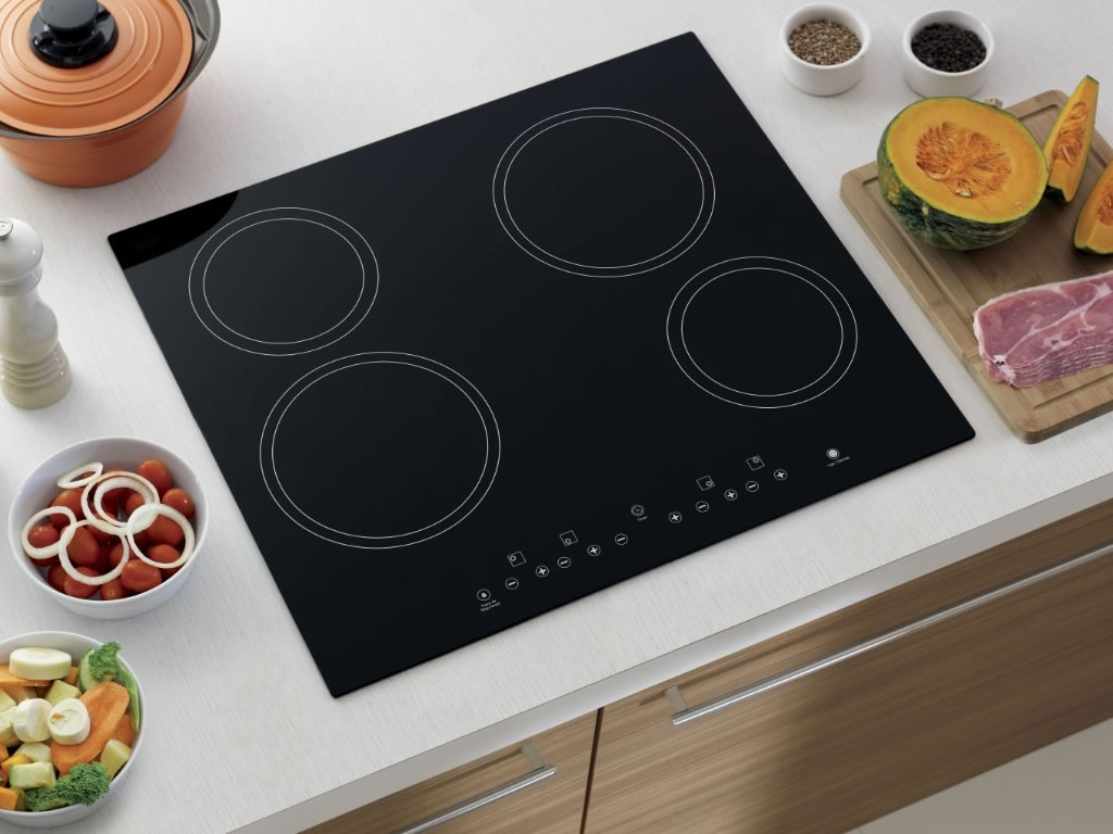 O melhor cooktop por indução é também o mais caro.