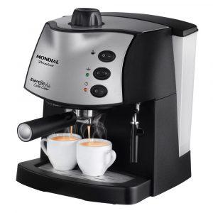 melhores cafeteiras elétricas: Cafeteira Expresso Mondial C-08