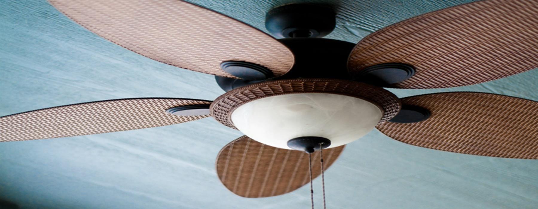 qua o melhor ventilador de teto: Hunter Orbit