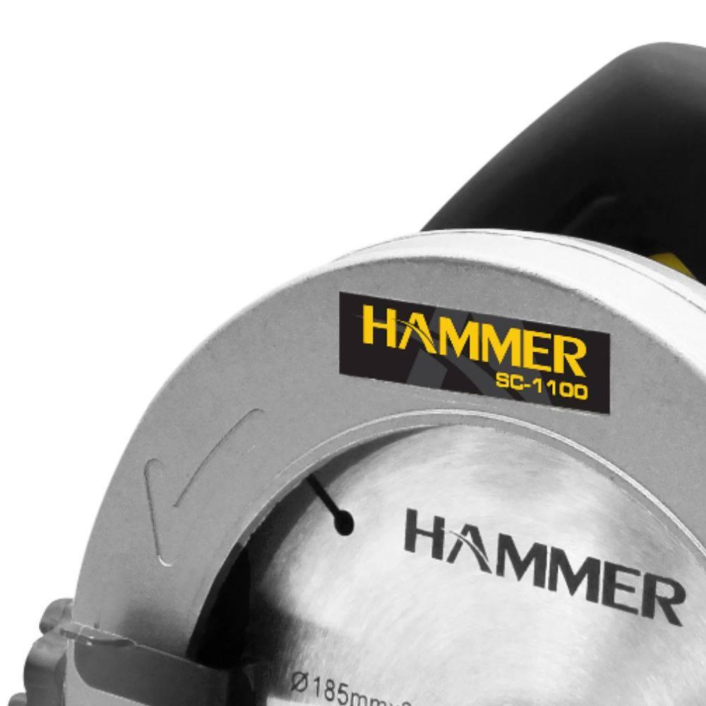 serra circular hammer é boa sim
