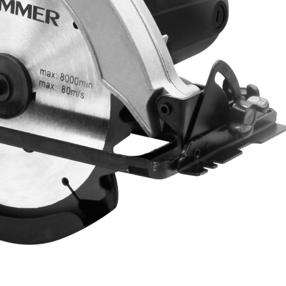 serra circular hammer e boa: recursos
