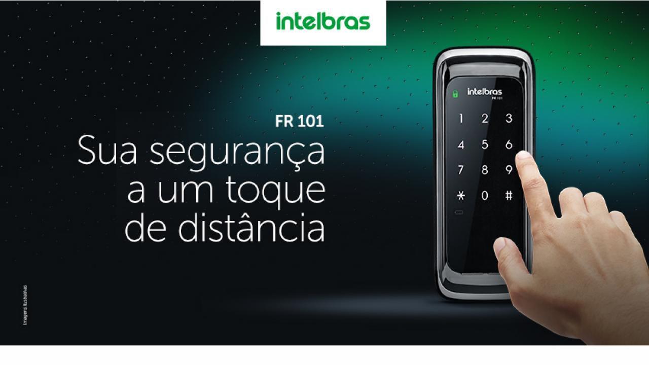 Fechadura Digital Intelbras FR 101 é Boa, pode confiar!