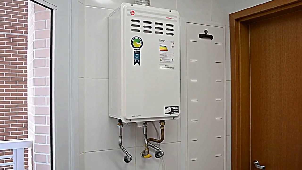 É preciso analisar diversos fatores para saber qual o melhor aquecedor a gás.