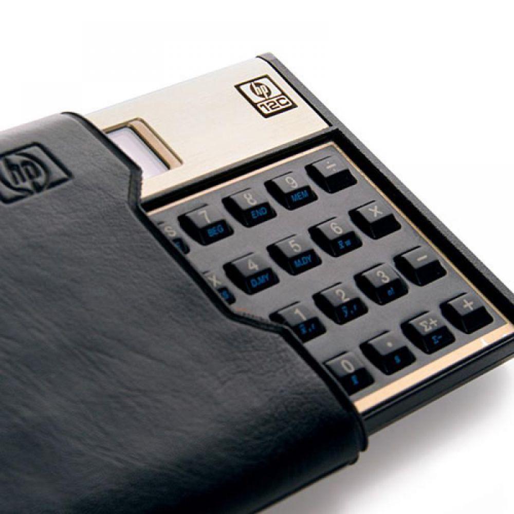 Calculadora HP 12C Platinum ou Gold, a sua escolha vai depender das suas necessidades, preço e disposição em aprender.