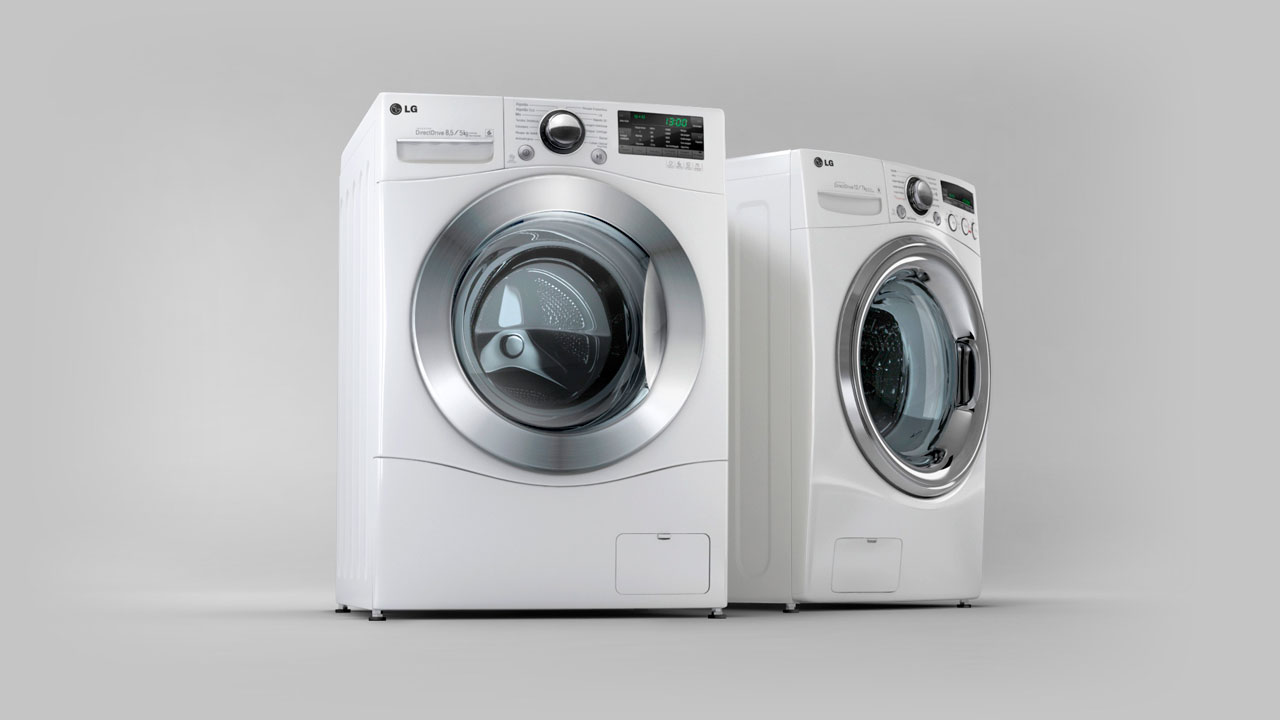 lava e seca lg ou midea modelos