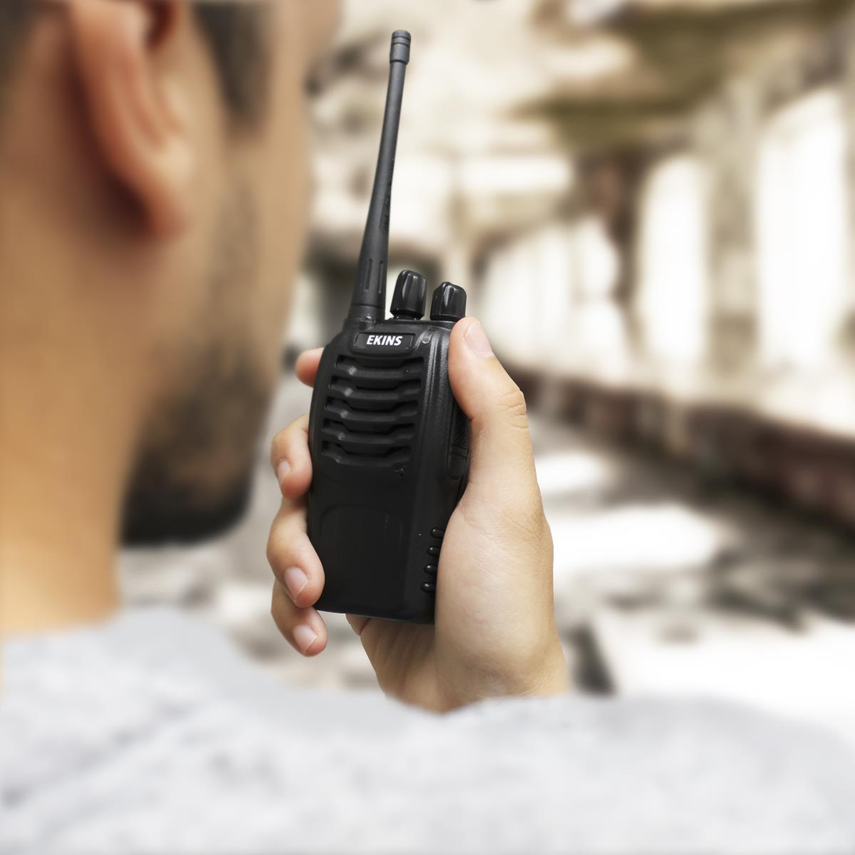 o melhor rádio comunicador deve ter bom sinal