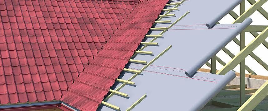 Escolha a melhor manta termica para telhado de acordo com o tipo de telhado.