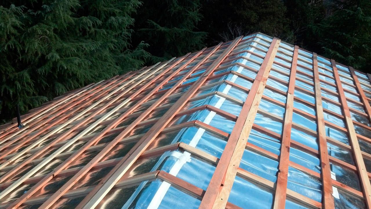 melhor manta termica para telhado: outros tipos
