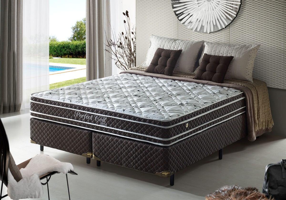 melhores marcas de camas box do mercado: cama de casal no quarto