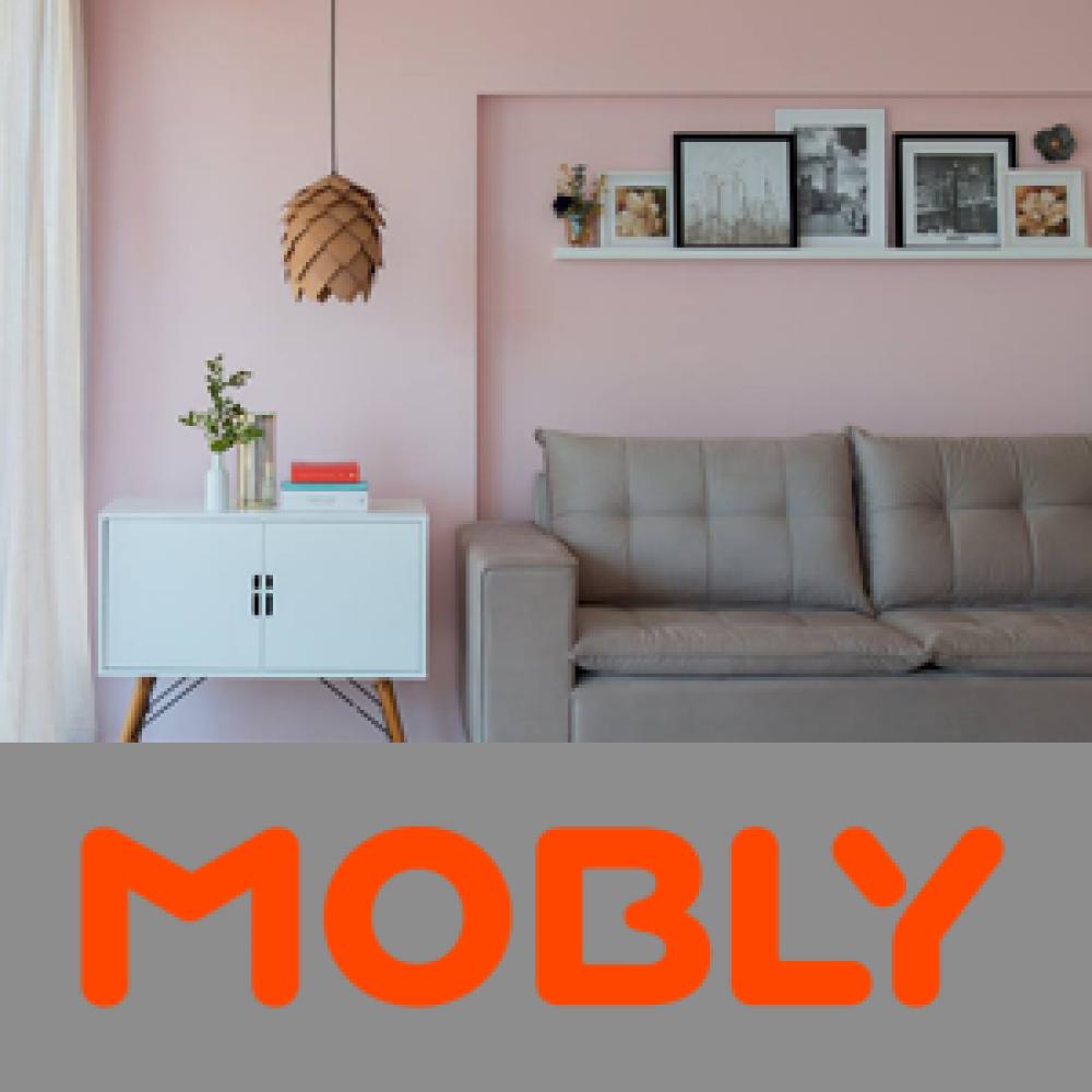 A Mobly é confiável e muito fácil de comprar.