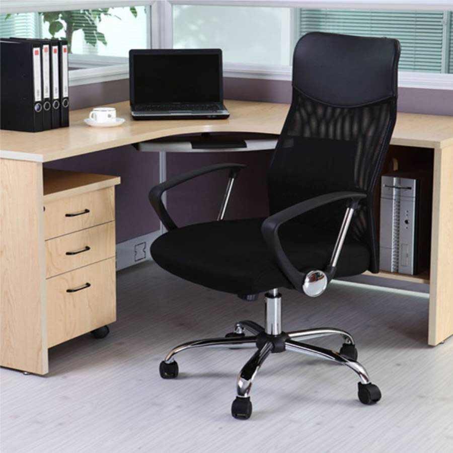 melhores cadeiras para escritório: presidente