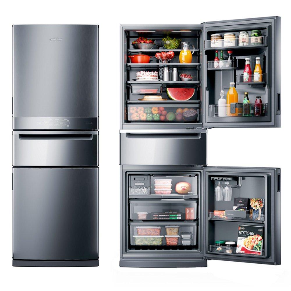 qual a melhor geladeira inverse brastemp