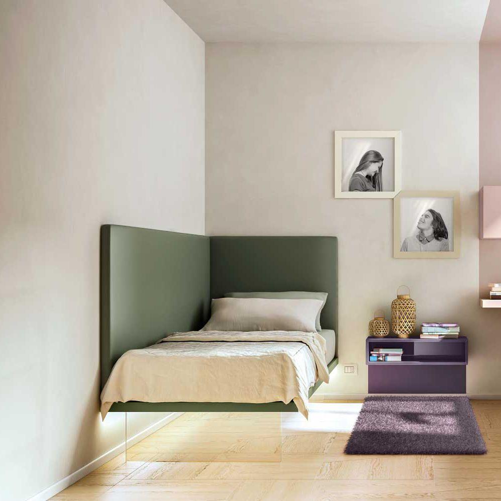 Cada tipo de quarto vai exigir um tipo de cabeceira de cama.