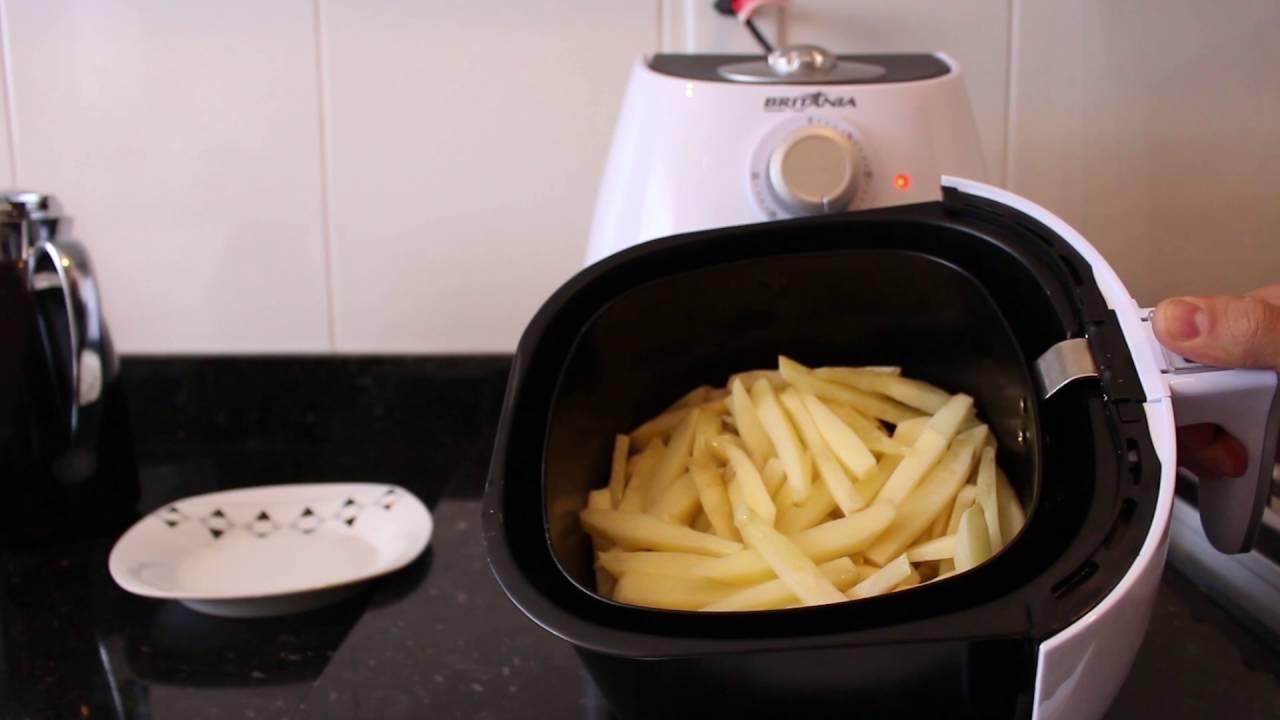 Investir na fritadeira Britânia é boa ideia para manter a saúde em dia.
