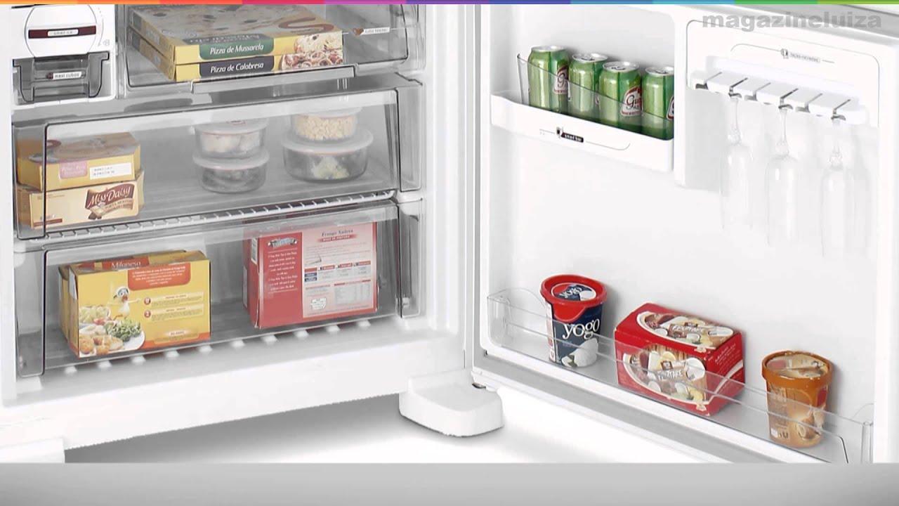 geladeira consul ou brastemp