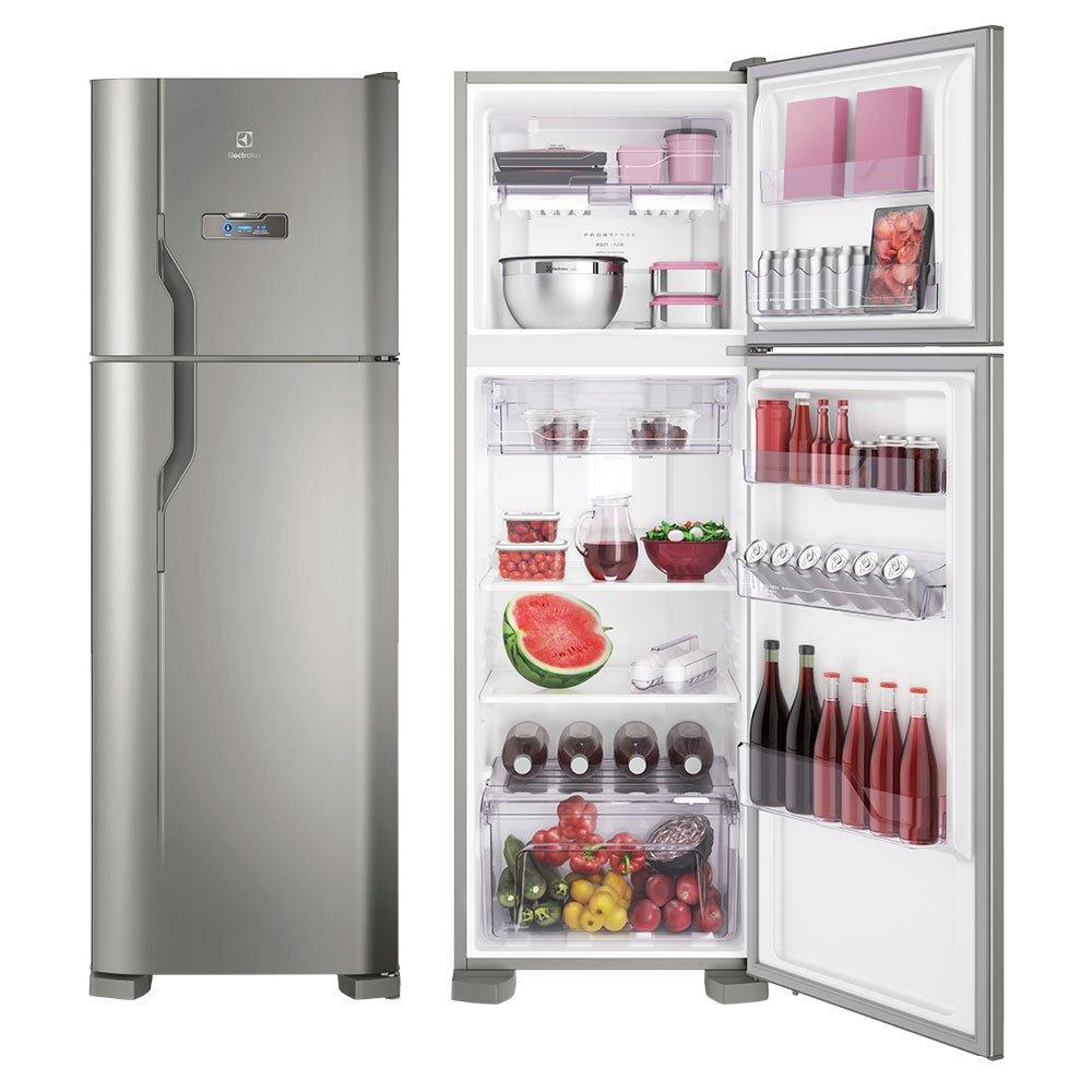 geladeira electrolux modelo duplex