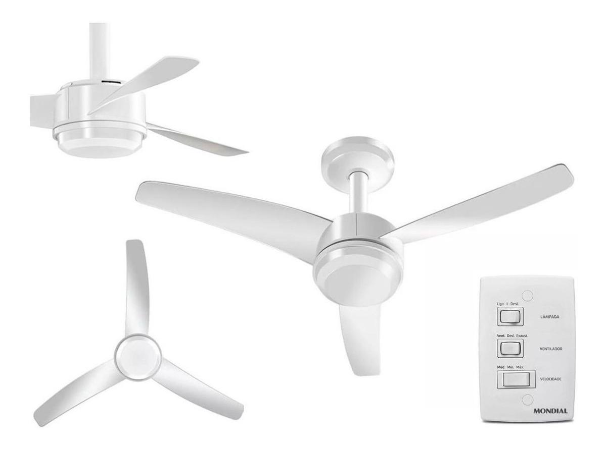 ventilador de teto Mondial Maxi Air é bom