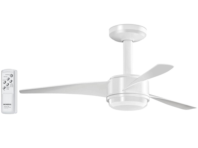 o ventilador de teto Mondial Maxi Air Control é bom por trazer maior praticidade.