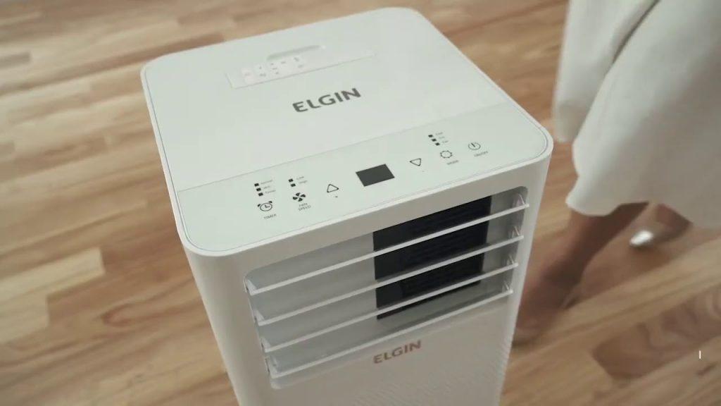 O Elgin ar condicionado portátil é bom porque traz muitas vantagens.