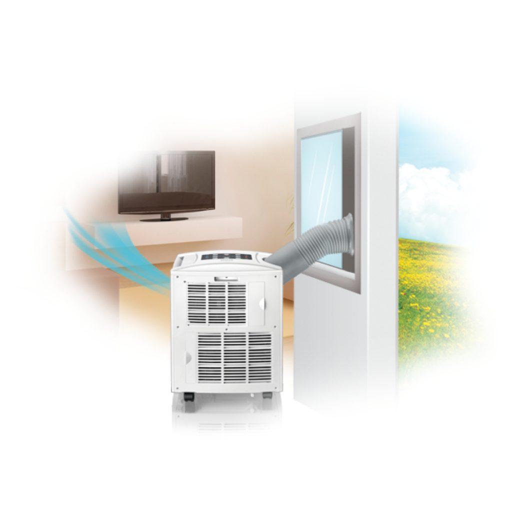 elgin ar condicionado portatil