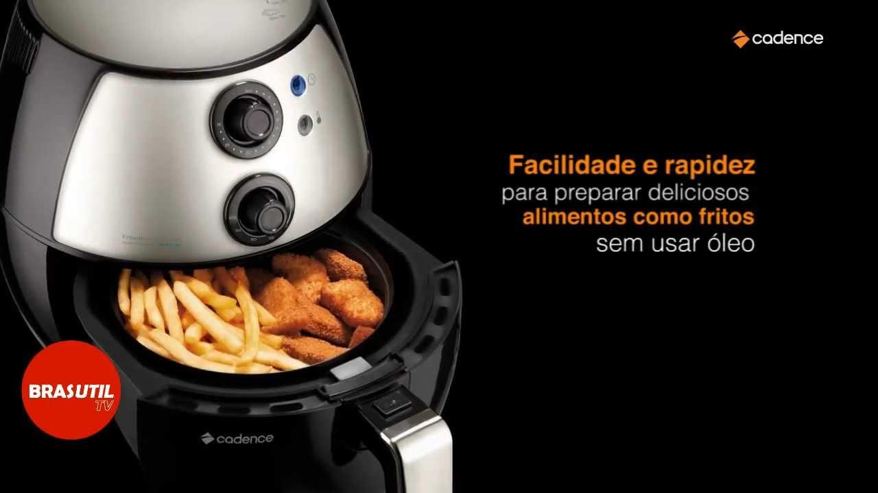 Para escolher uma fritadeira elétrica Cadence é preciso estar atento às suas necessidades.