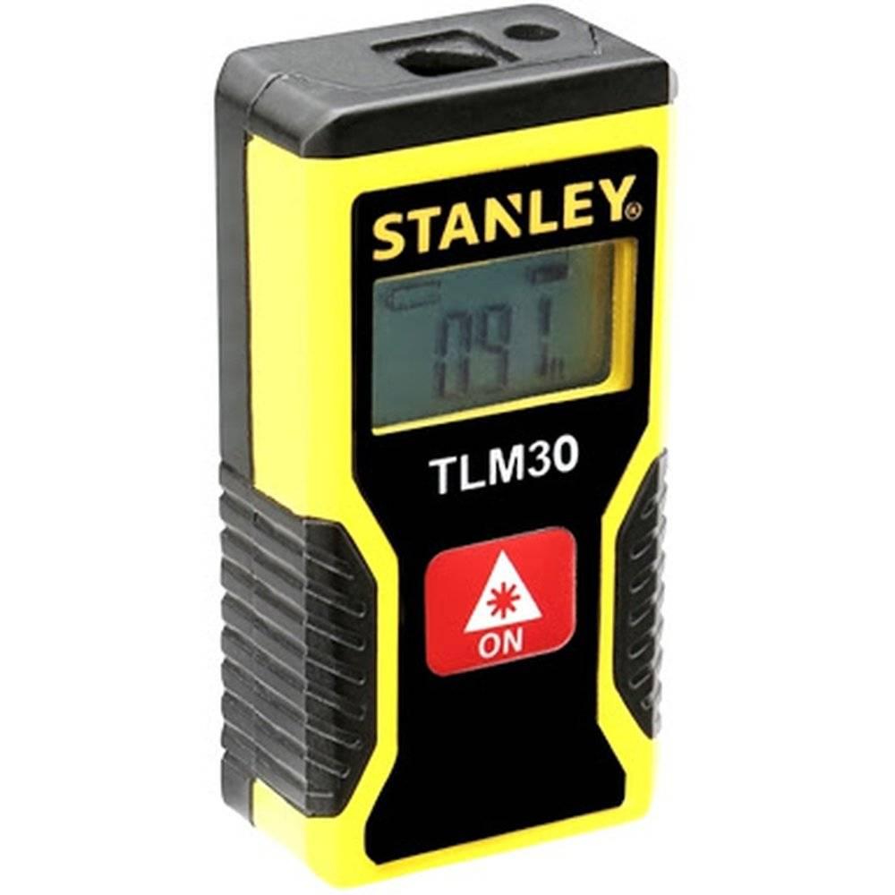 Trena Laser Stanley é boa porque tem excelente alcance e alta precisão