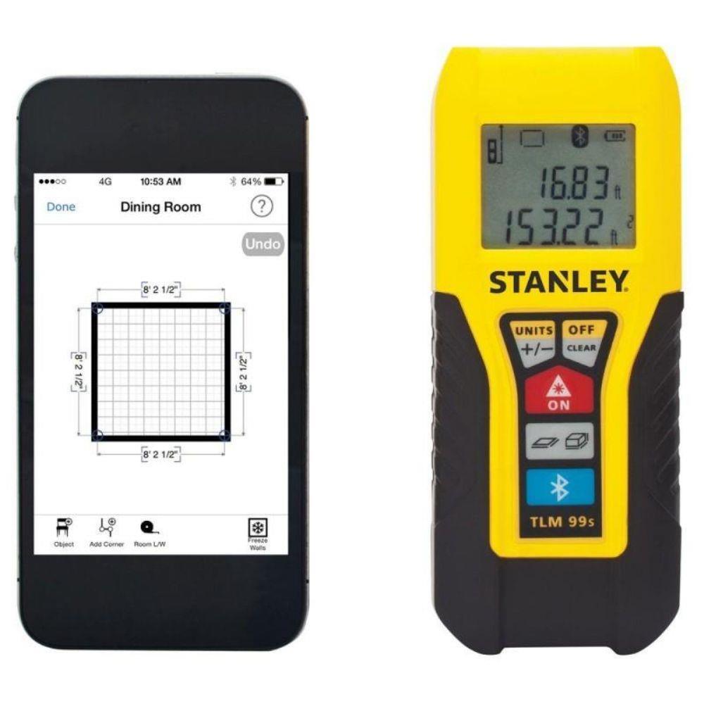 Para saber se a trena Laser Stanley é boa, fique atento às especificações de cada modelo.