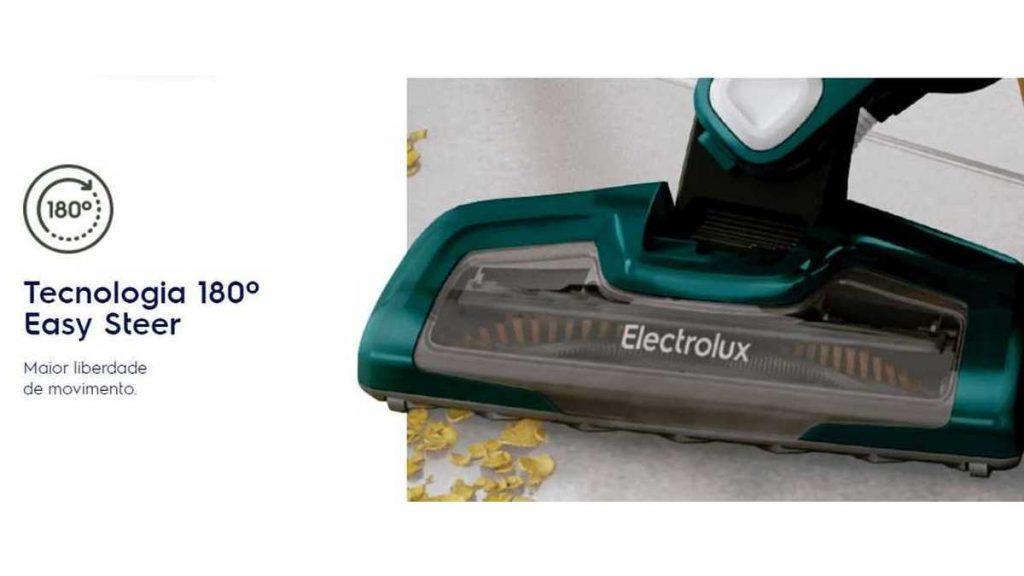 O aspirador de pó Electrolux ERG22 é bom, pode confiar!