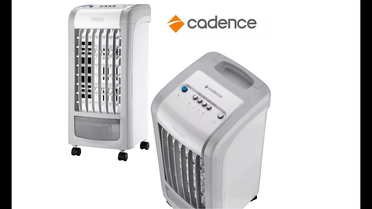 O climatizador de ar Cadence é uma boa opção com custo baixo.