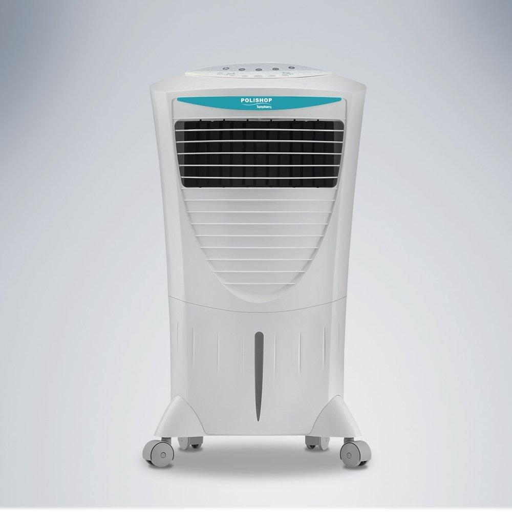 O climatizador Polishop é bom para resfriar o ambiente.