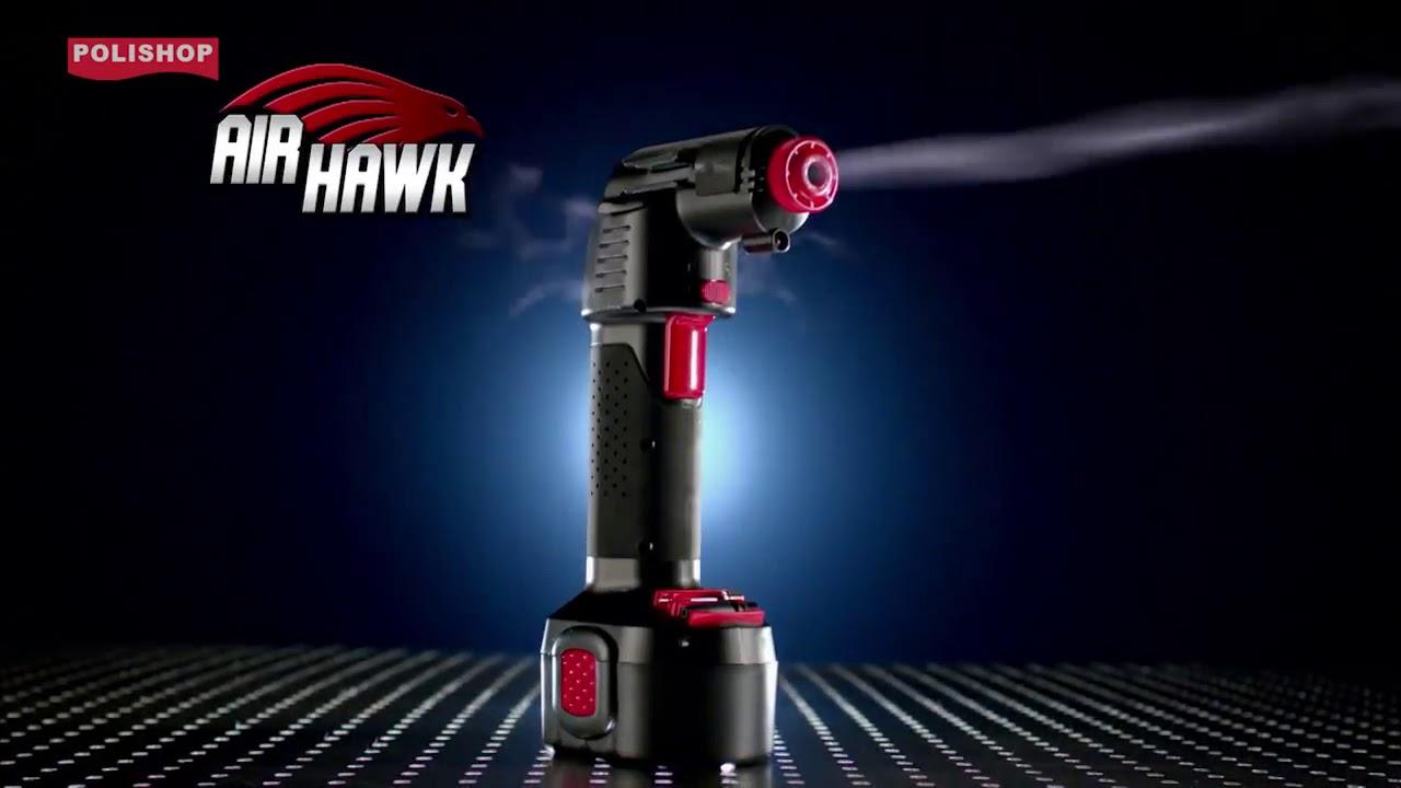 Compressor de Ar Portatil Air Hawk e bom