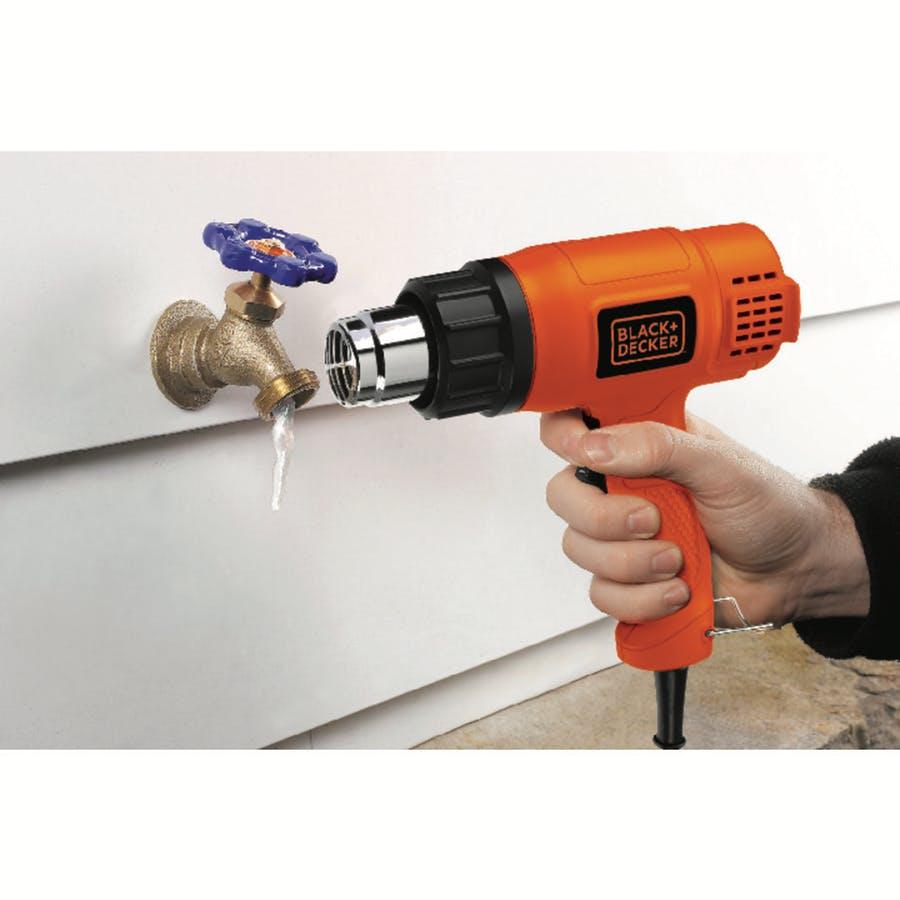 Para escolher o melhor soprador térmico é preciso conhecer a ferramenta.