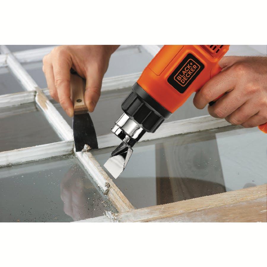 Se você quer escolher o melhor soprador térmico, atente-se as características da ferramenta e a sua finalidade de uso.