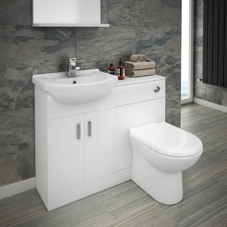 Banheiros Simples E Pequenos Mais De 60 Fotos Total