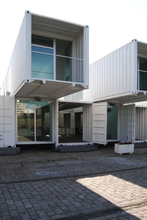 casa container preço