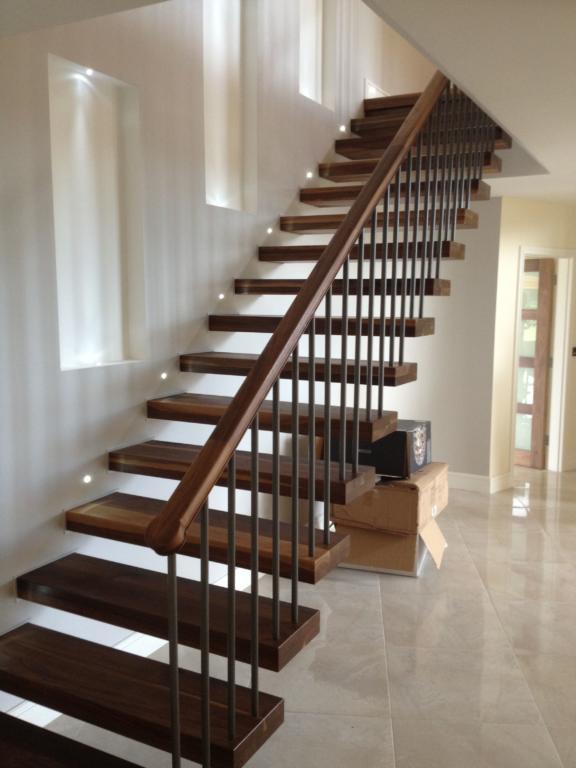 Escada De Madeira Interna Como Fazer 99 Modelos E Fotos
