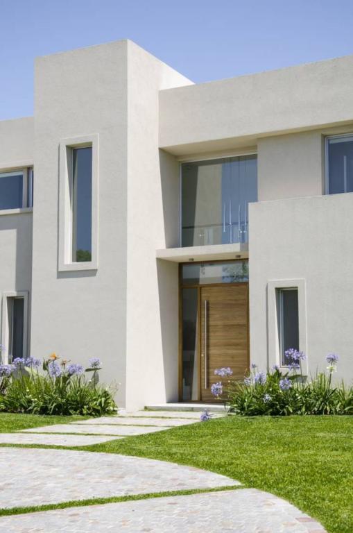 120 fachadas de casas simples e pequenas fotos lindas for Fachadas de casas modernas tipo americano