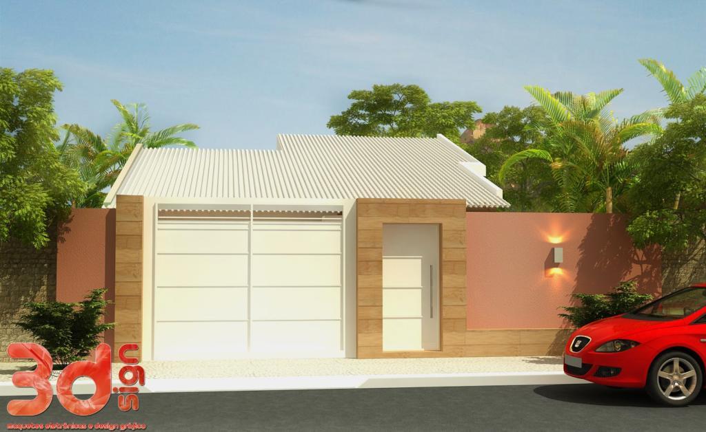 Modelos casas pequenas modelos de casas pequenas com m for Modelos de fachadas de casas modernas