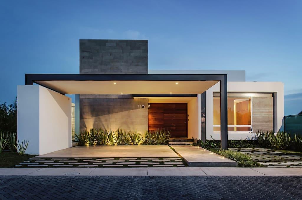 120 fachadas de casas simples e pequenas fotos lindas
