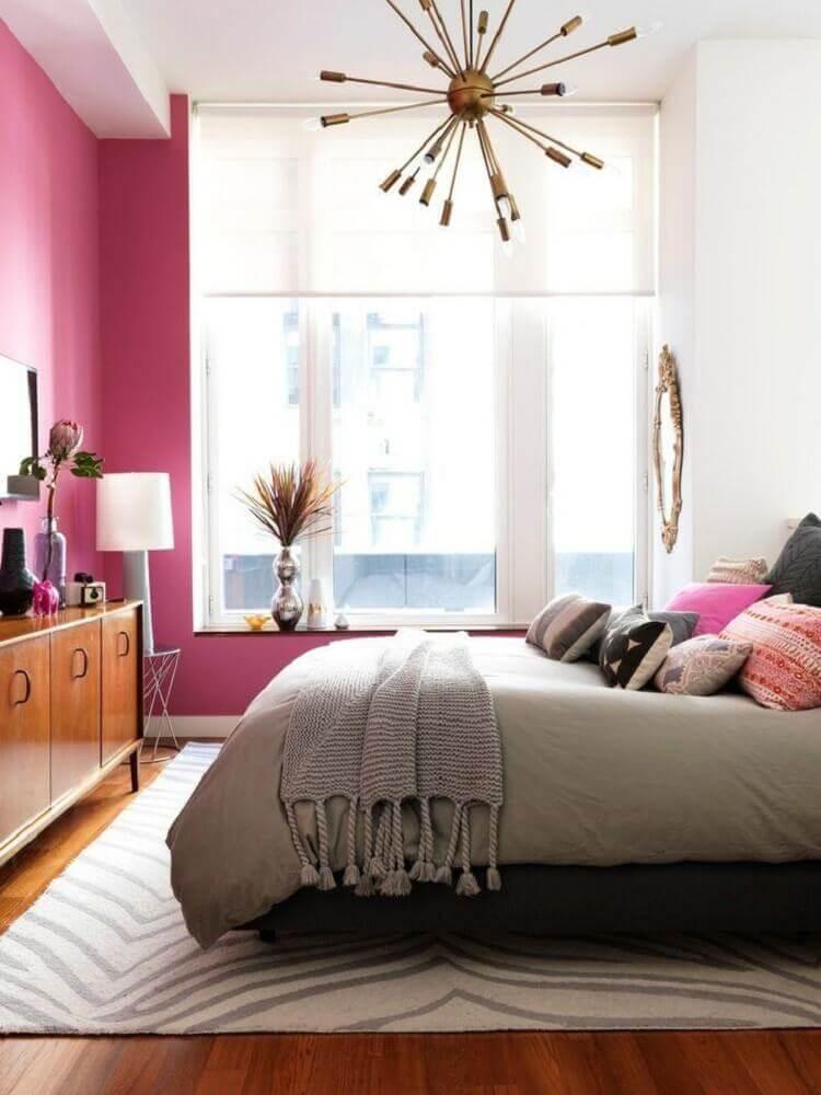 Luminárias para quartos femininos