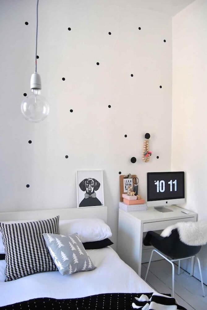 Ideias de decoração para quartos femininos
