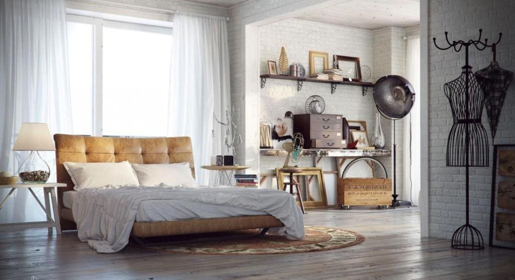 Industrial Bedroom U2013 Home Design Ideas And Architecture With Hd With  Awesome Industrial Decorating Ideas