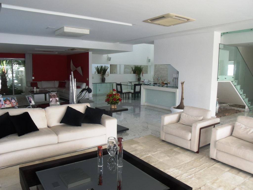 Casas luxuosas e chiques 140 modelos e fotos incr veis total constru o - Ver casas decoradas por dentro ...