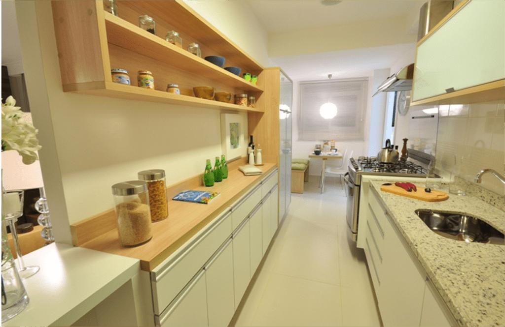Cozinha Corredor Estreita 60 Projetos Fotos E Ideias Or Amento