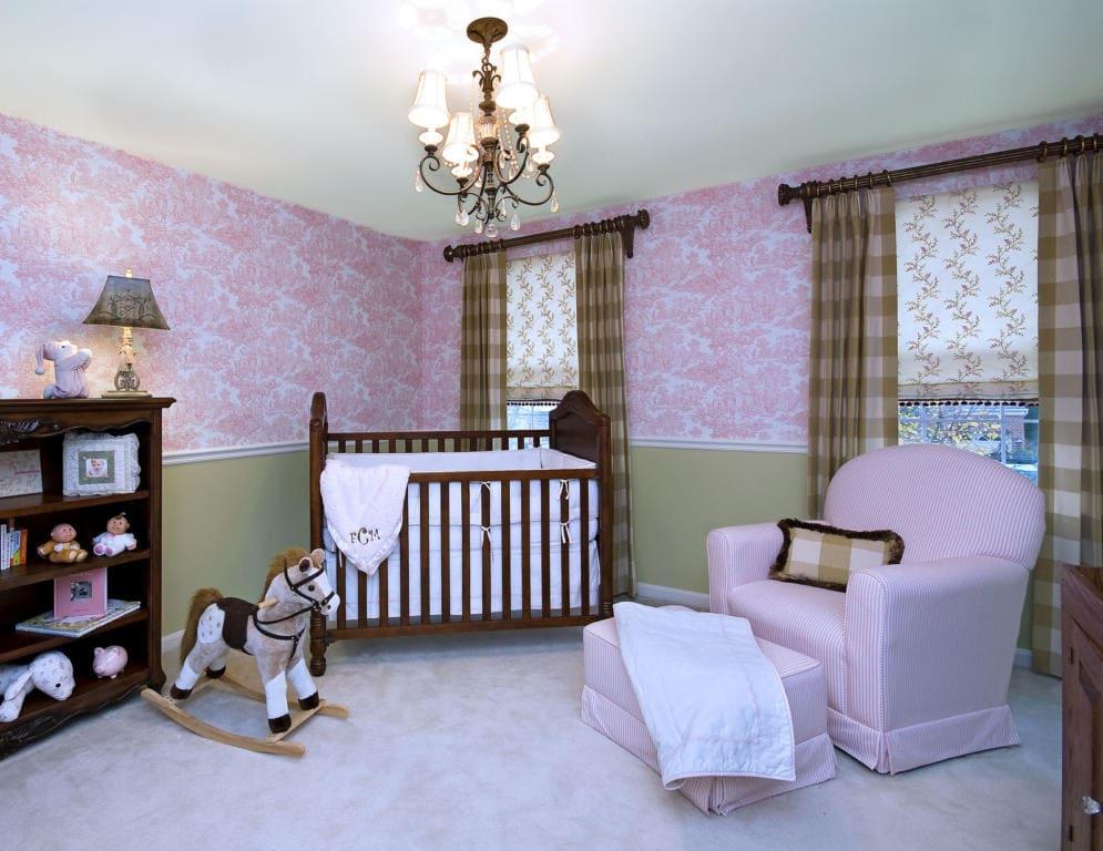 100 Quartos De Beb S G Meos Decorados E Inspiradores Or Amento  ~ Quarto De Bebe Decorado Com Gesso