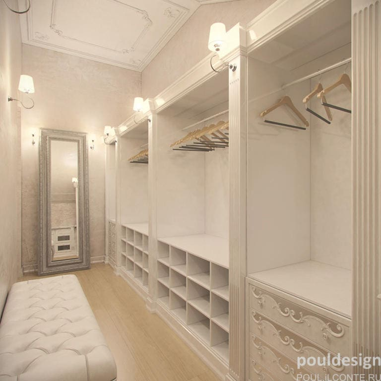 Quarto com closet veja mais de 100 ideias or amento de obras Master bedroom ensuite and dressing room
