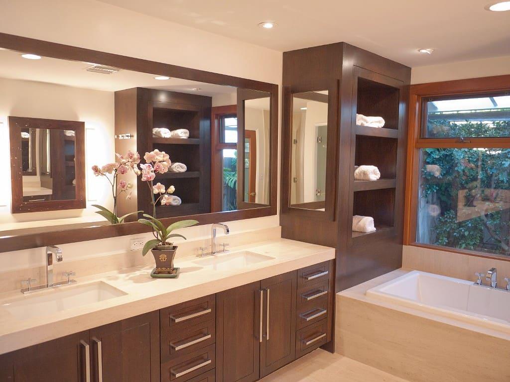Quarto com closet veja mais de 100 ideias or amento de for Master bedroom dressing room ideas