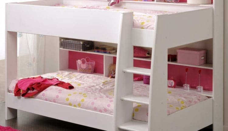 Bedrooms Cool Modern Kid Bunk Beds Design Onyapan Home Design Ideas  Intended For Kids Room Bunk