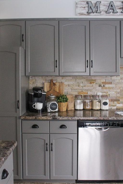 Kitchen : Painted Kitchen Cabinets Ideas Island Bench Design With Dark Kitchen  Ideas Painted Cabinets ~ G7 Webs