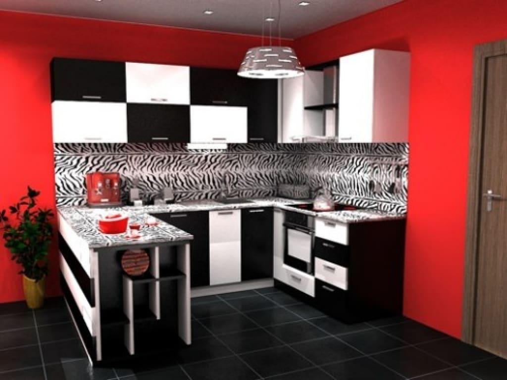 Cozinha Planejada Vermelha Com Preto Top Cozinha Planejada Italinea